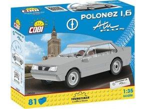 Cobi 24534 Youngtimer – FSO Polonez 1.6 Atu PLUS