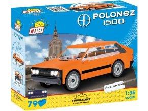 Cobi 24532 Youngtimer – FSO Polonez 1500