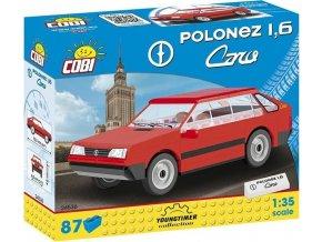 Cobi 24536 Youngtimer – FSO Polonez 1,6 Caro