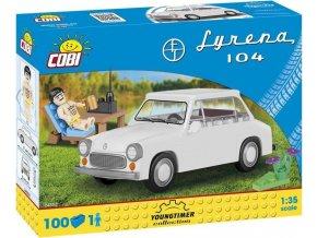 Cobi 24553 Youngtimer – SYRENA 104 Piknik