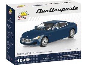 Cobi 24563 - Maserati Quattroporte