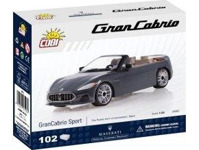Cobi 24562 - Maserati GranCabrio