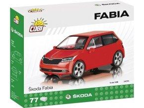 Cobi 24570 - Škoda Fabia 2019
