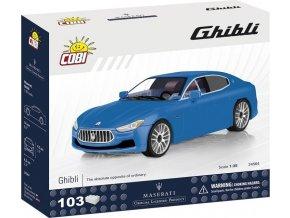 Cobi 24564 - Maserati Ghibli