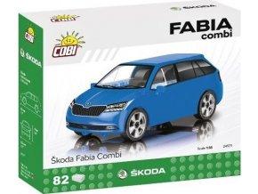 Cobi 24571 - Škoda Fabia Combi 2019