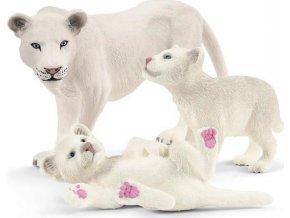Schleich 42505 Sada lvice s mláďaty