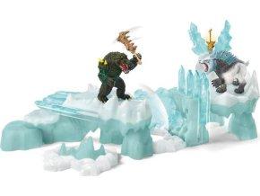 Schleich 42497 Útok na ledovou pevnost