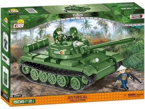 Cobi 2234 Small Army Medium Tank T 55 MBT