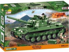 Cobi 2233 Vietnam War Hlavní americký bojový tank M60 PATTON