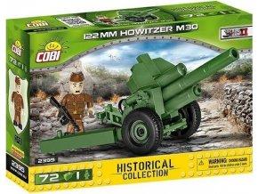 Cobi 2395 SMALL ARMY – II WW Howitzer M-30