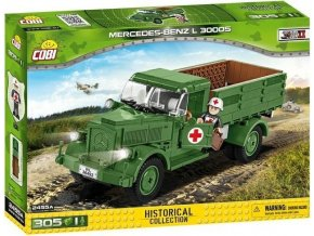 Cobi 2455 SMALL ARMY – II WW Mercedes-Benz L 3000S