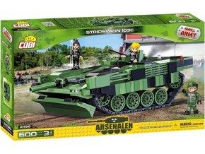 Cobi 2498 SMALL ARMY – Stridsvagn 103C