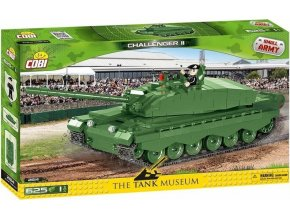 Cobi 2614 SMALL ARMY – Challenger II