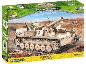 Cobi 2528 SMALL ARMY – Sturmpanzer II