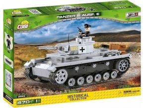 Cobi 2523 SMALL ARMY – II WW PzKpfw III Ausf. E
