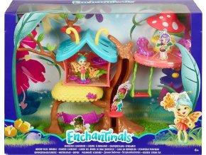 EnchanTimals Brouček a motýlí dům