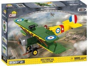 Cobi 2977 Great War Avro 504K