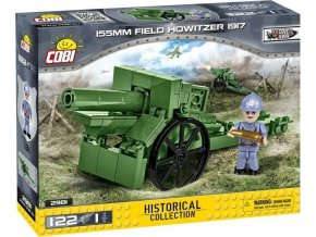 Cobi 2981 Great War Howitzer 155 mm vz. 1917
