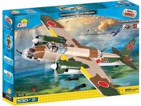 Cobi 5533 SMALL ARMY – II WW Nakajima Ki-49 Helen