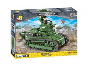COBI 2973 Great War Tank Renault FT-17