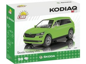 Cobi 24573 Škoda Kodiaq RS, 1 : 35