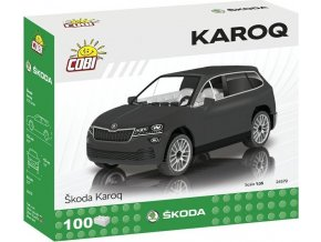COBI 24579 Škoda Karoq, 1:35