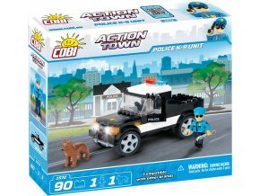 ACTION TOWN Policie 90 k, 2 f