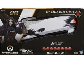 Hasbro NERF Rival Overwatch Reaper