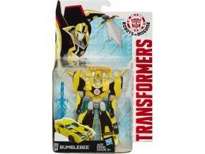 Transformers RiD Bumblebee s pohyblivými prvky