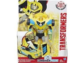 Transformers RiD Bumblebee transformace ve 3 krocích