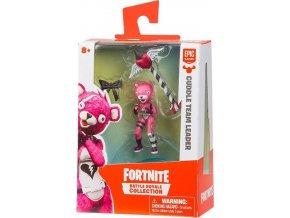 Fortnite sberatelska figurka cuddle team leader 5 cm 1