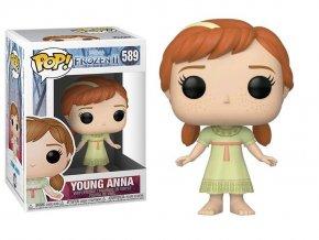 POP 589 Frozen 2 Young Anna