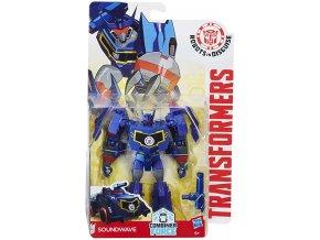 Transformers RiD Soundwave a pohyblivymi prvky 1