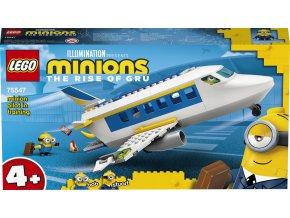 LEGO Minions 75547 Mimoňský pilot v zácviku