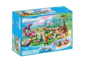 PLAYMOBIL® 70167 Víly Ostrov jednorožců