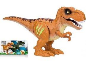 Robo Alive dinosaurus T-Rex hnědý