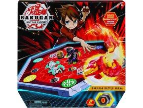 Bakugan hrací aréna  + 1 exkluzivní Bakugan