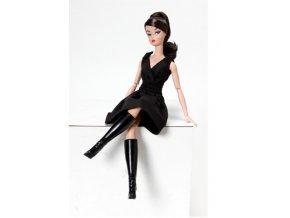 Barbie KLASICKÉ ČERNÉ