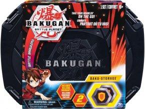 Bakugan sběratelský kufřík Nillious