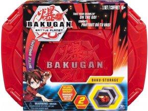 Bakugan sběratelský kufřík Dragonoid