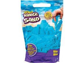 Kinetic Sand Kinetický písek modrý 900g