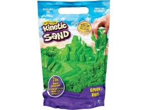 Kinetic Sand Kinetický písek zelený 900g