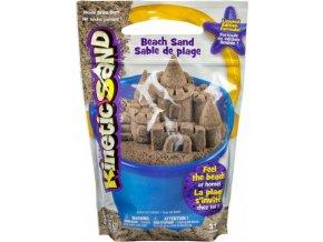 Kinetic Sand Přírodní tekutý písek 1,4 kg