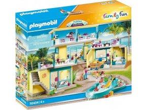 PLAYMOBIL 70434 Hotel na pláži