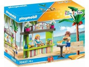 PLAYMOBIL 70437 Plážový kiosek