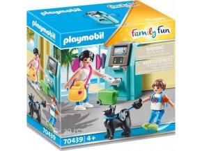 PLAYMOBIL 70439 Bankomat