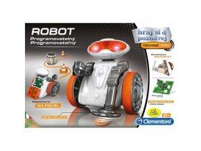 ROBOT vedecka sada Clementoni