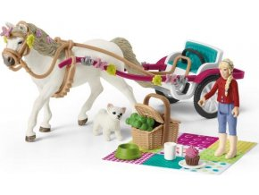 Schleich 42467 Kočár pro koňskou show