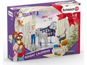 Schleich 98269 Adventní kalendář koně 2020