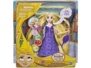 Disney Princess Princezna Locika zpivajici s extra dlouhymi vlasy 1